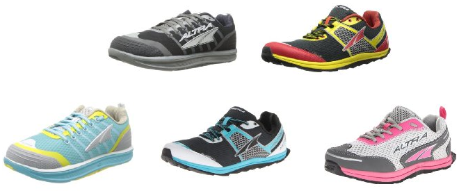 altra running shoes deal of the day