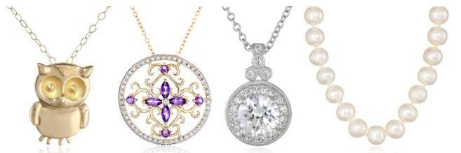 amazon necklaces