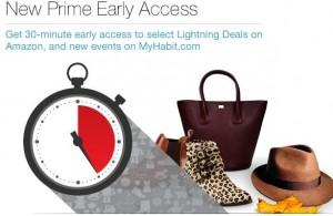 amazon prime early access b