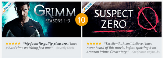 amazon prime instant video 10 Amazon Prime Instant Video Top 10 TV Shows & Movies of the Month!
