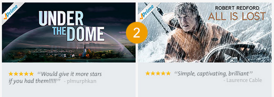 amazon prime instant video 2 Amazon Prime Instant Video Top 10 TV Shows & Movies of the Month!