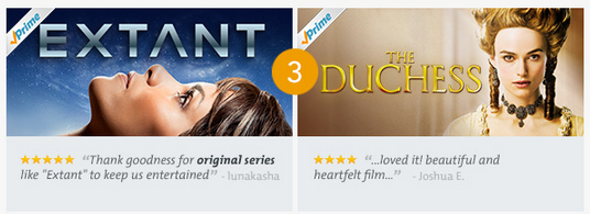 amazon prime instant video 3 Amazon Prime Instant Video Top 10 TV Shows & Movies of the Month!