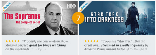 amazon prime instant video 7 Amazon Prime Instant Video Top 10 TV Shows & Movies of the Month!