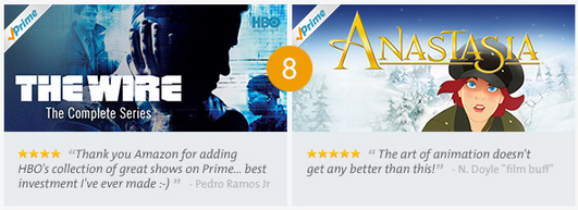 amazon prime instant video 8 Amazon Prime Instant Video Top 10 TV Shows & Movies of the Month!