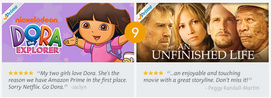 amazon prime instant video 9 Amazon Prime Instant Video Top 10 TV Shows & Movies of the Month!
