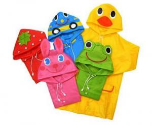 animal raincoats