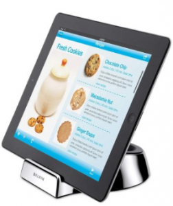 bake cheif stand for tablets 252x300 Belkin Chef Stand for Tablets $15.99 (Reg. $29.99)