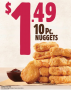 bk nuggets
