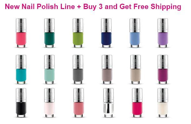 body shop nail polish