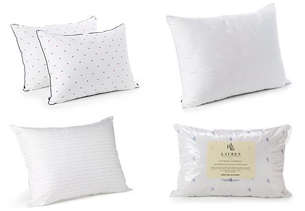 bonton pillow deals Tommy Hilfiger, Calvin Klein, Ralph Lauren Pillows for $7.97 (Reg $30)!