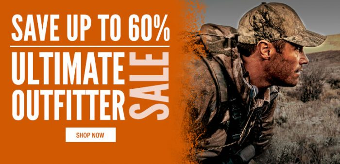 cabelas ultimate outfitter sale