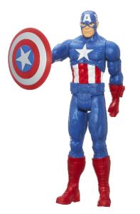 captian america 197x300 Captain America Figure, 12 Inch $7.88 (Reg. $10.99)! Plus Hulk, Iron Man, Thor, Spider man, MORE!