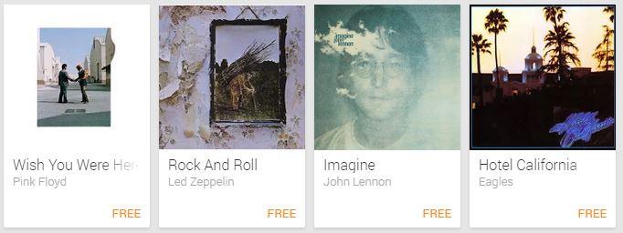 classic rock icons mp3 album