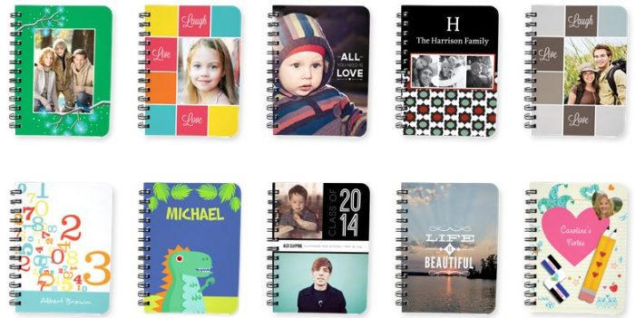 custom notebooks Custom Notebook/Journal for $3.99 (Reg $12.99)!