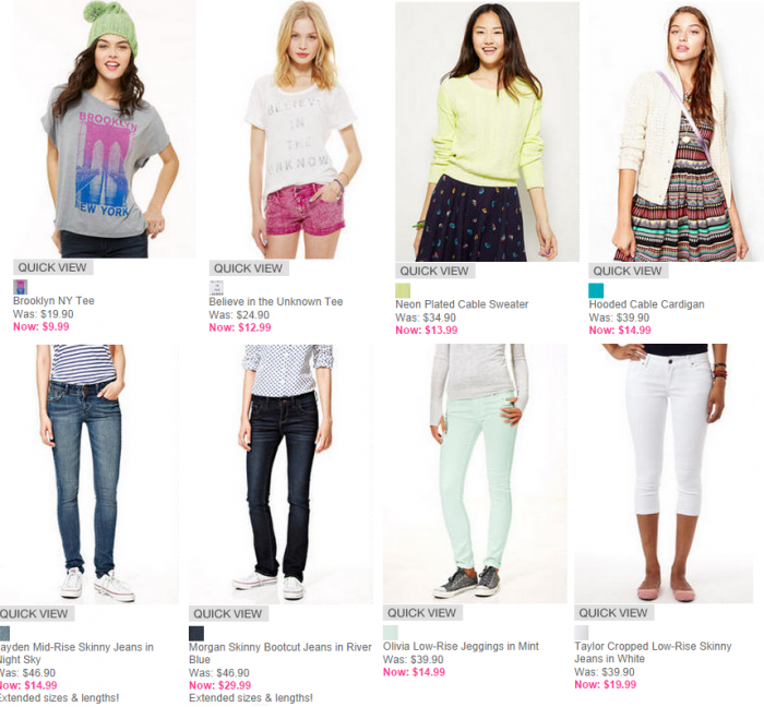 delias sale *HOT* dELiA*s: Buy 1 Get 1 FREE Clearance + FREE Shipping (No Minimum)! 2 Pairs of Jeans for $14.99, MORE!