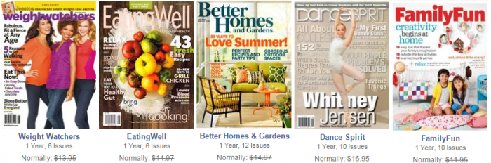 discountmags 2 for 10 sale