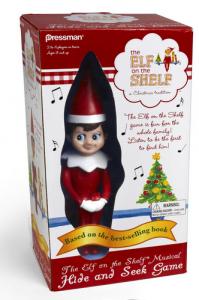 elf on te shelfe hide and seek