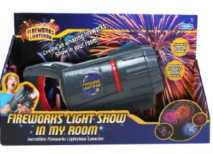 firework flashing