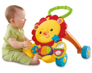 fisher price mucical walker