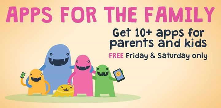 free amazon apps for the family
