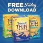 free triscuit smiths freebie