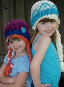 frozen hats