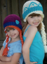 frozen hats