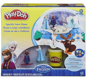frozen playdo
