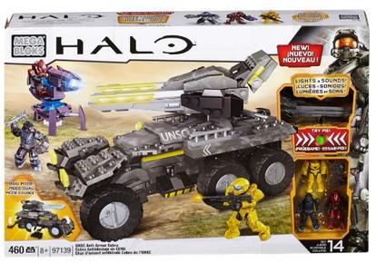 halo Mega Bloks Halo UNSC Anti Armor Cobra $28.20 (Reg. $49.99)