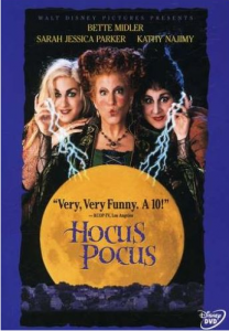 hocus pocus 208x300 Hocus Pocus $6.98 for the DVD $9.99 for the Blu ray