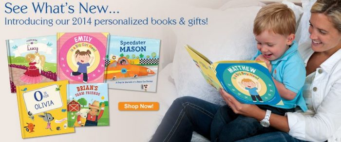 i see me personalized books