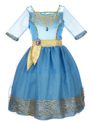 marida costume Disney Princess Merida Bling Ball Dress $11.85 (Reg. $21.99)