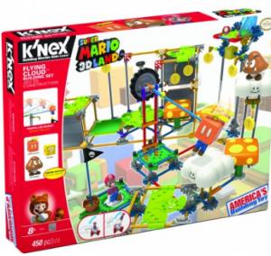 mario kinex 300x284 KNEX Nintendo Super Mario 3D Land Flying Cloud Building Set $29.02 (Reg. $64.99)