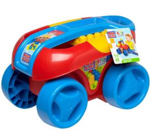 mega blocks wagon