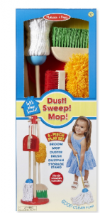 melissa and doug sweep and mop