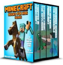 mindcraft ebooks FREEBIE! Minecraft Books for Kids: The Complete Minecraft Book Series (Reg. $14.97) *Includes 4 Minecraft Novels*