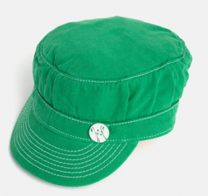 mitaty cap 300x283 Womens Short Brim/Military Style Hat $3.99 (Reg. $19.99) Shipped!