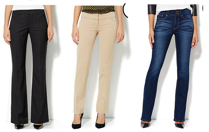 new york & company pants and jeans