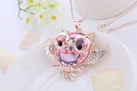 owl pendant necklace Long Chain Owl Pendant Necklace $3.39 Shipped