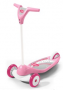 pink radio flyer scooter