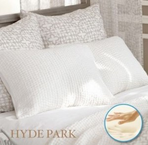 quilted memory foam pillow 300x293 Quilted Memory Foam Bed Pillow for $18.99 Shipped (Reg $49.99)!