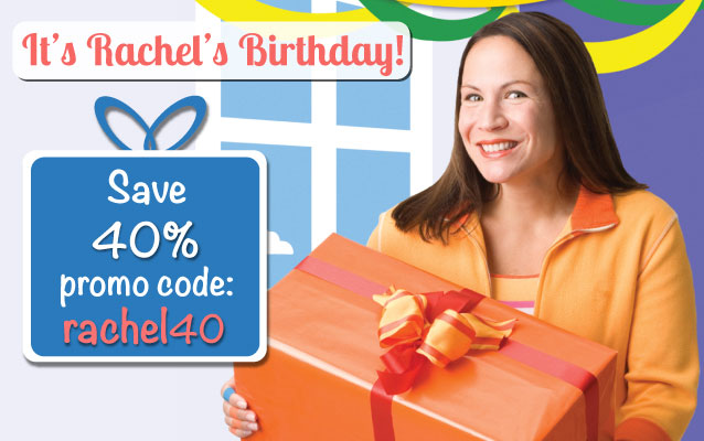rachels birthday