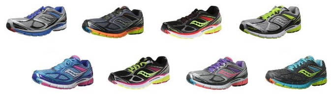 saucony mens womens amazon shoes Saucony Guide 7 Running Shoes for Men & Women for $59.99 (Reg $120)! *Today Only*