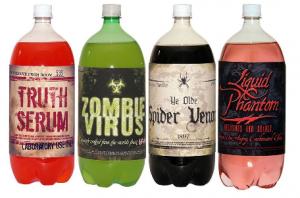 soda stickers