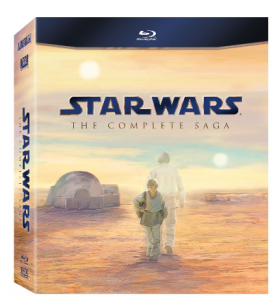 star wars bluray 273x300 Star Wars: The Complete Saga (Episodes I VI) [Blu ray] $79.99 (Reg. $139.99) Ships for Free