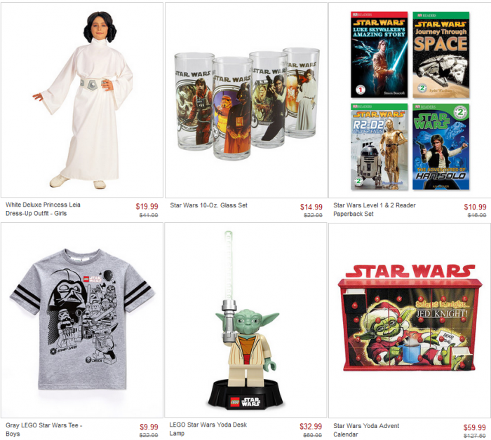 star wars zulily sale Star Wars Collection Sale! Clothes, Toys, Books, MORE!