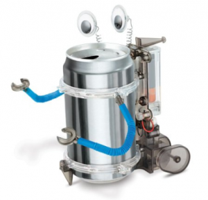 tin can robot 300x289 4M Tin Can Robot $9.60 (Reg. $14.99)