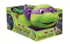 turtle light pillow