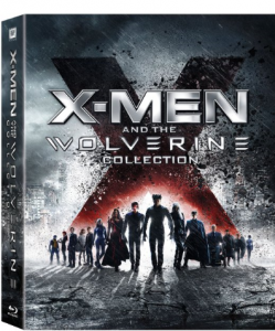 xmen 249x300 X Men and the Wolverine Collection Blu ray Set $29.99 (Reg. $69.99)