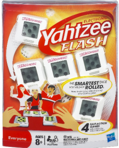 yahtz flask 240x300 Electronic Yahtzee Flash $7.98 Shipped! (Reg. $29.99)